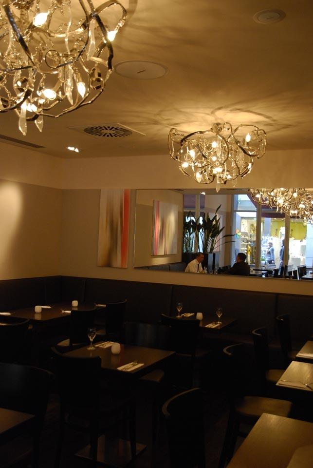 Bombillas Deckenleuchte Hammerstein Cafe Delphinium