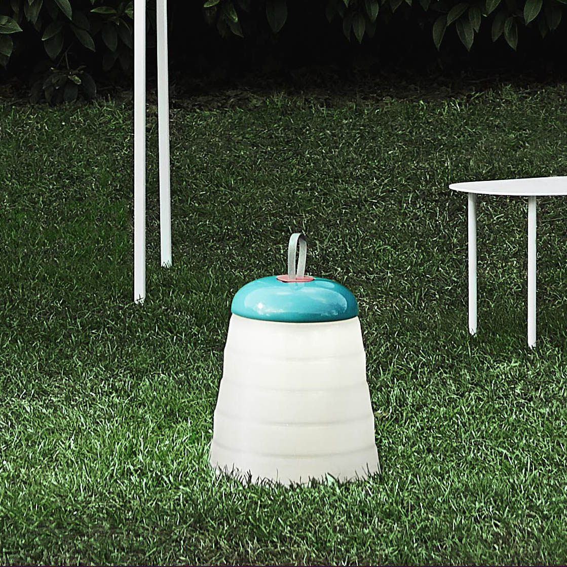 Bombillas Cri-Cri portable Outdoorleuchte Ausschnitt