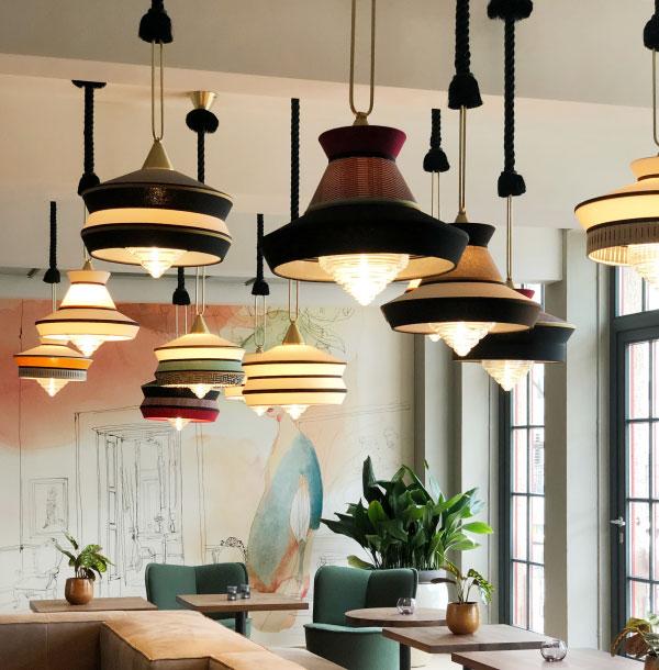 Licht in der Kunstmühle, Lichtplanung von Bombillas Rosenheim